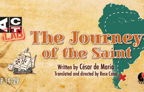 Journey of the Saint Banner Image