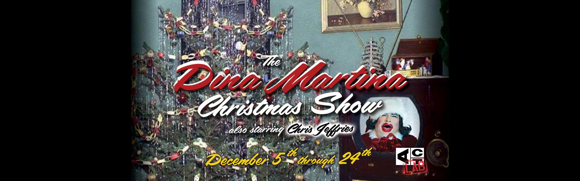 The Dina Martina Christmas Show