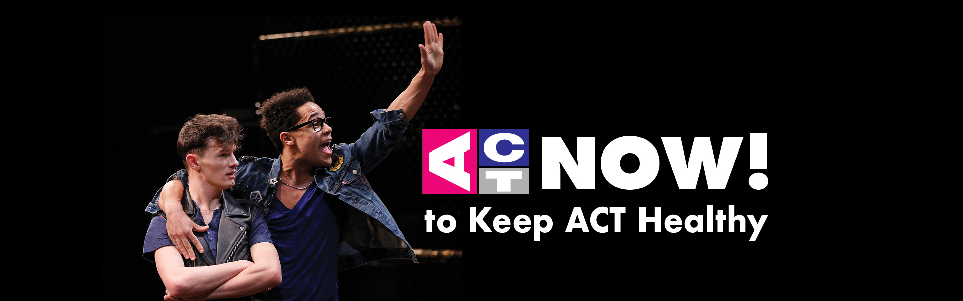 ACTNow to keep ACT healthy