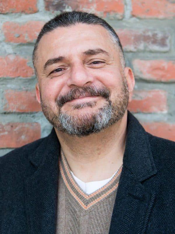 Yussef El Guindi headshot